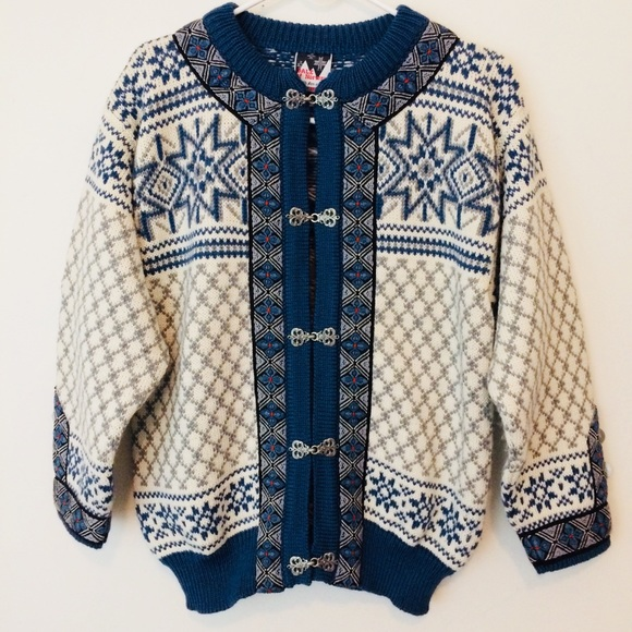 Dale of Norway Sweaters - Dale of Norway Dale Classic Cardigan Sweater XS 16128ab63